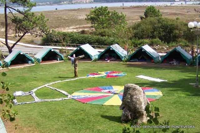 campamentos a lanzada