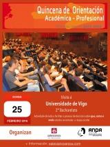 Visita á Universidade deVigo