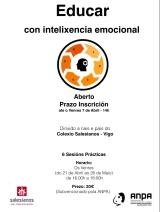 """Curso """"Educar con intelixencia emocional"""""""