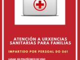 Atención a Urxencias Sanitarias paraFamilias